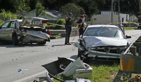 car Accident scene 2 - noyes news