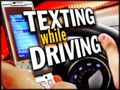 Texting while driving leads to car accidents