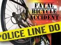 Bicycle accident fatal police tape - noyes news