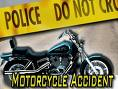 Motorcycle accident banner - noyes news