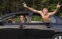 Teenagers hanging out window - Noyes News