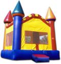 Bounce-house-castle